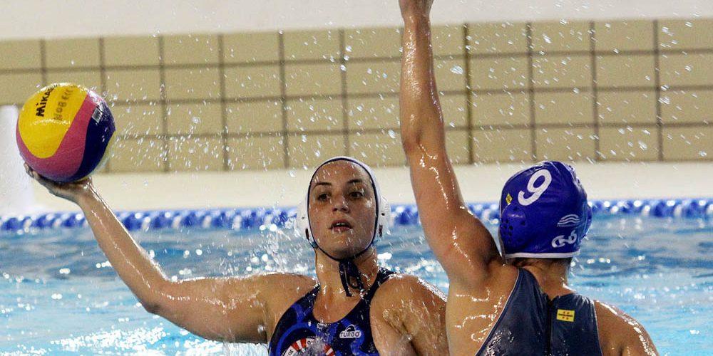 92032ae41614 Αποτελέσματα 2ης Αγωνιστικής Τελικών 21ου Πρωταθλήματος Α1 Εθνικής  Κατηγορίας Water Polo Γυναικών 2018-19